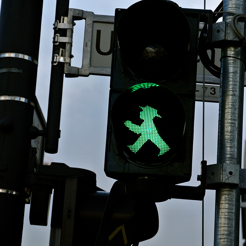 Ampelmann, Traffic light, East Berlin